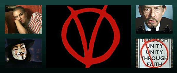 V - значит Вендетта. Цитаты