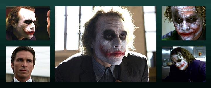 Джокер - цитаты из 'Темного рыцаря' Чё ты такой серьёзный?