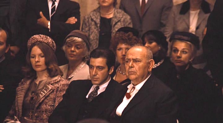 Были ли вы членом преступной организации, которой руководил Майкл Корлеоне?