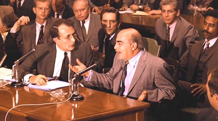 Федералы пообещали мне сделку. И я много чего выдумал про Майкла Корлеоне, потому что они так хотели.