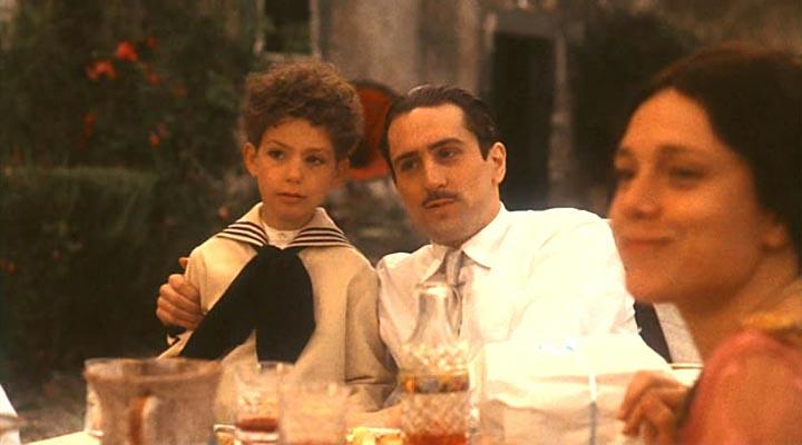 Сицилия. Семья Вито Корлеоне...