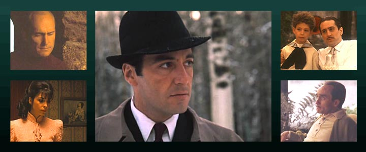 'Крестный отец 2' - о фильме. Я знаю это был ты, Фредо. Ты разбил мое сердце. Ты разбил мое сердце!