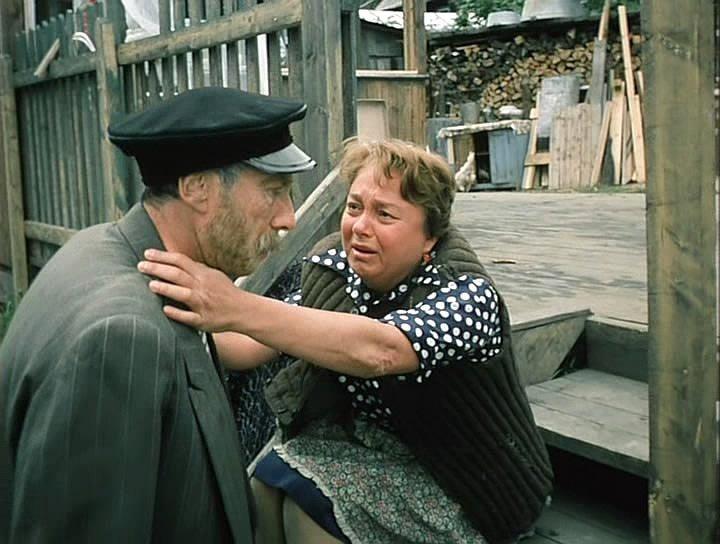 Потом вышел врач, говорит: умерла, дедушка, твоя бабушка.
