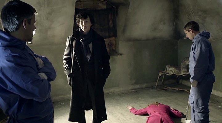 Скачать Шерлок 1 Сезон 1 Серия Torrent - фото 11