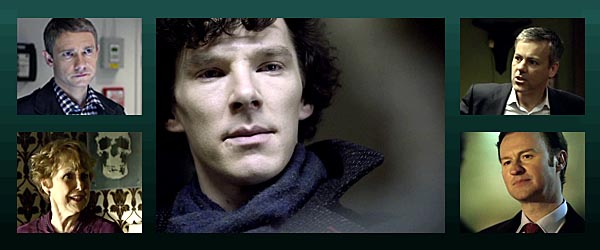 Шерлок думать это теперь сексуально