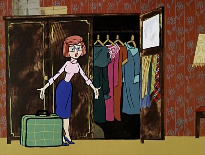 А что я там буду делать, в вашем Простоквашине? В вечернем платье дрова рубить?